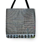 Giant Bank Of M And T Tote Bag