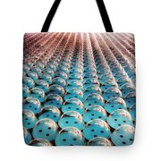 Giant Bubble Wrap Tote Bag