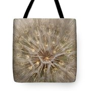 Giant Dandelion Tote Bag