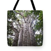 Giant Kauri Grove Tote Bag