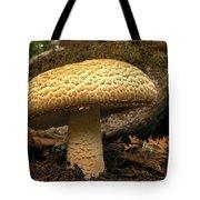 Giant Prince Mushroom Tote Bag