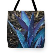 Giant Purple Wandering Jew 2 Tote Bag
