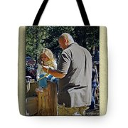 Giant Tenderness Tote Bag
