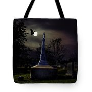 Gibbard Grave Tote Bag