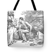 Gibson: Advice To Students Tote Bag