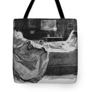 Gibson Art, 1897 Tote Bag