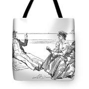 Gibson: Beach, 1900 Tote Bag