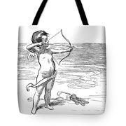 Cupid, 1900 Tote Bag