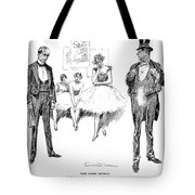 Gibson: Drawings, 1897 Tote Bag