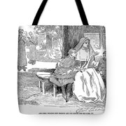 Gibson: Friends, 1901 Tote Bag