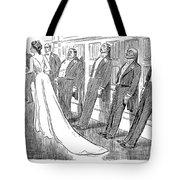 Gibson: Frozen, 1902 Tote Bag