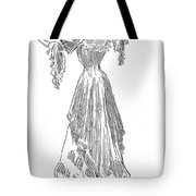 Gibson: Gibson Girl, 1903 Tote Bag