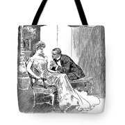 His Dance, 1903 Tote Bag