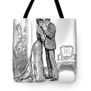 Kiss, 1903 Tote Bag