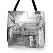 Gibson: Lifes Vaudeville Tote Bag