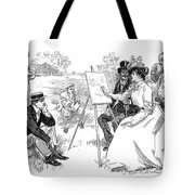 Gibson: Painting, 1901 Tote Bag