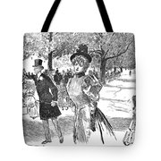 Gibson: Park, 1900 Tote Bag