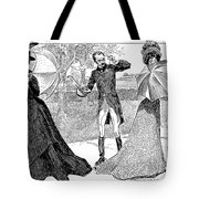 Gibson: Predicament, 1899 Tote Bag