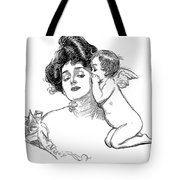 Gibson: Story, 1902 Tote Bag