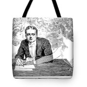 Gibson: The Weaker Sex Tote Bag