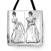 Gibson: Their Own Way Tote Bag