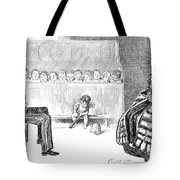 Gibson: Trial By Jury Tote Bag