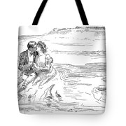 Turning Tide, 1901 Tote Bag