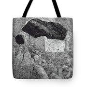 Gila Cliff Dwelings Big Room Tote Bag