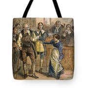 Giles Corey, 1692 Tote Bag by Granger