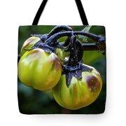 Gilo Black Stem Tote Bag