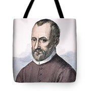 Giovanni Palestrina Tote Bag