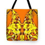 Giraffe-dragons Tote Bag