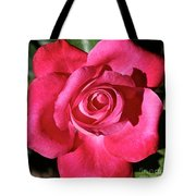 Girls Night Out Face First Tote Bag