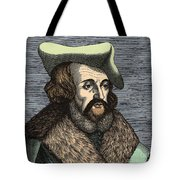 Girolamo Fracastoro, Italian Polymath Tote Bag