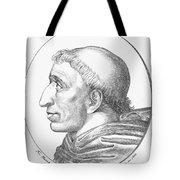 Girolamo Savonarola Tote Bag