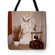 Give Her Flowers Tote Bag