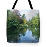 Giverny Gardens, Normandy Region Tote Bag