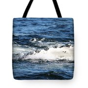 Giving Some Fin Tote Bag