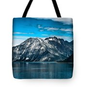 Glacier Bay Alaska Tote Bag