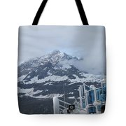 Glacier Bay In Its Majesty Tote Bag