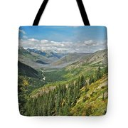 Glacier National Park 9275 Tote Bag