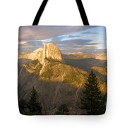 Glacier Point Glow Tote Bag