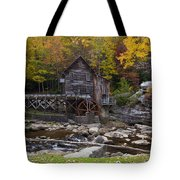 Glade Creek Grist Mill II Tote Bag