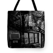 Glare Of Despair  Tote Bag