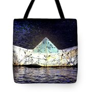 Glass Bottomed Boat Tote Bag
