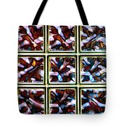 Glass Bricks Tote Bag