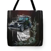 Glass Etching Classic Tote Bag