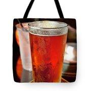 Glass Of Beer Tote Bag