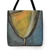 Glass Of White Tote Bag