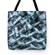 Glass Scales Tote Bag